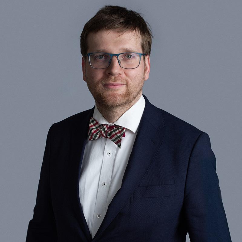 Rechtsanwalt Dr. Stephan Gärtner